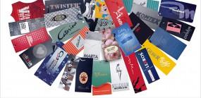 etykiety papierowe papier , priplak , karton