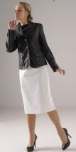 Krótka wiosenna kurtka damska w małych i dużych rozmiarach