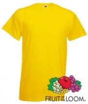 Koszulki męskie 190g z nadrukiem
