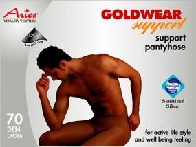 Avicenum 70 - męskie rajstopy zdrowotne (Goldwear Support)