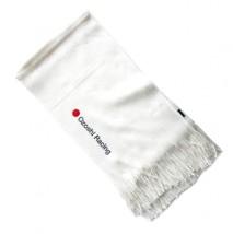 Biały szalik Ozoshi w sportowym stylu White