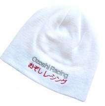 Zimowa czapka OZOSHI C02 biała