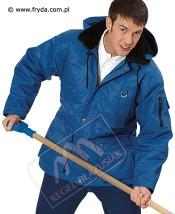 Kurtka Ocieplana KOALA (CE) niebieska 3-1001-182-3040