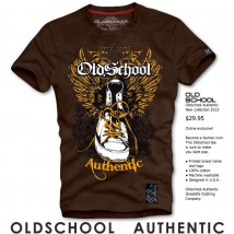T-Shirt Oldschool Authentic