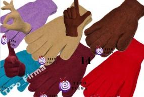 Rękawiczki Angorka