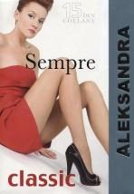Rajstopy SEMPRE classic 15 DEN