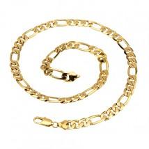 Łancuszek Złoty Figaro 14K