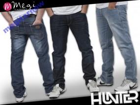Spodnie jeans HUNTER 3 kolory jak Wrangle ! 610/2