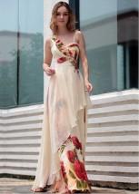 Czarująca Suknia na różne okazje o asymetrycznych kształtach dla k Z0012