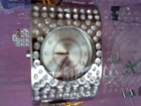 Zegarek damski na bransolecie sztywnej