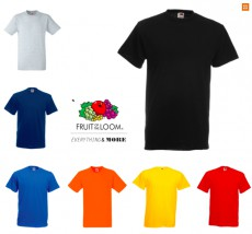 Koszulka T-shirt Heavy Cotton z nadrukiem