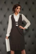 Sukienka biurowa