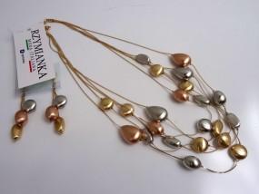 Komplety biżuterii z Włoch