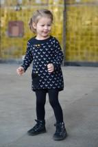 Tunika dziecięca Wróbelkowa