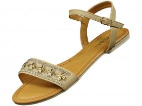 Płaskie sandały damskie LY-48