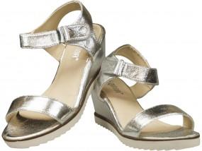 Sandały damskie na koturnie MJ1355