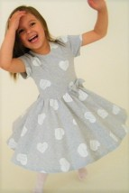 Sukienka dziewczęca Elka