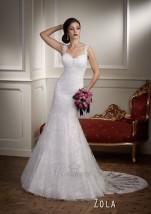 Suknie ślubne Kaledonia - Zola