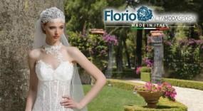WŁOSKIE SUKNIE ŚLUBNE FLORIO Alta Moda Sposa
