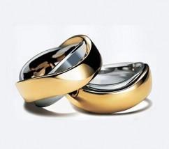 Tradycyjne obrączki ślubne