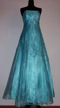 Sukienka / suknia wieczorowa długa