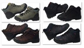 Buty trekkingowe męskie wysokie 103