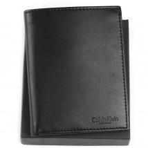 Cienki męski portfel skórzany Calvin Klein S02