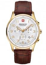 Zegarek Męski Swiss Military Hanowa 4187.02.001