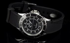 Damski silikonowy zegarek marki Pacifik - czarny - F56