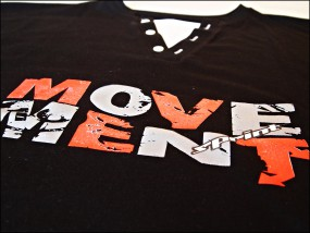 T-shirt 8 XL V+wstawka