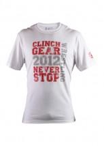 T-SHIRT CLINCH GEAR NEVER STOP TEE