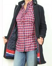 Kurtka Damska TOMMY HILFIGER classic duffle coat