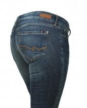 Spodnie Damskie - TOMMY HILFIGER - milan skinny abs. skinny/slim fit
