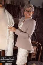 Ekskluzywny frak Queen Heelen na wesele