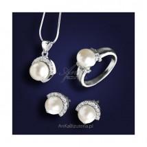 Biżuteria z perłami