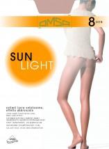 Rajstopy z lycry SUNLIGHT 8 den