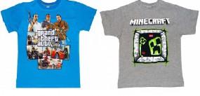 koszulka,t-shirt minecraft,gta