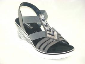 Sandały damskie RIEKER 68501