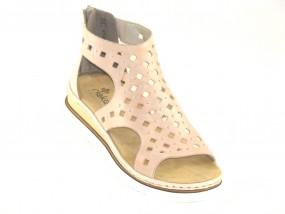 Sandały damskie RIEKER 67995