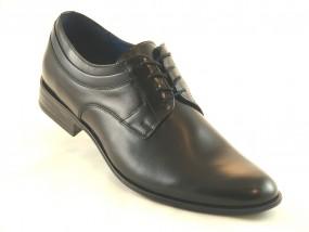 Półbuty kolor: czarny. Buty. Sprawdź opisy i opinie.