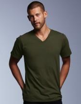 Koszulka z nadrukiem Podkoszulek Fashion v-neck