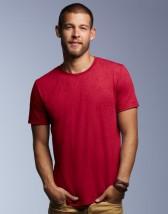 Koszulka T-shirt  z nadrukiem Tri-Blend Tee