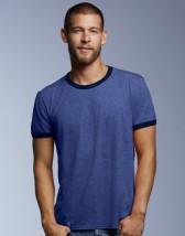 Koszulka z nadrukiem Koszulka Fashion Ringer Tee