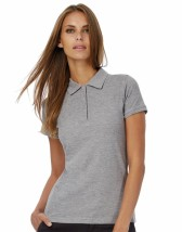 Koszulka z nadrukiem damskie polo Safran Timeless/women