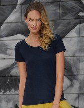 Koszulka z nadrukiem damski T-shirt Triblend/women