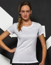 Koszulka z nadrukiem damski t-shirt Sublimation - TW063