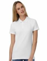 Koszulka z nadrukiem damskie polo Piqué ID.001/women