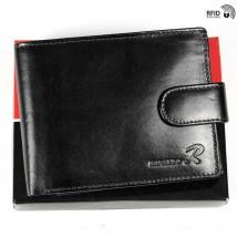 Męski portfel skórzany Ronaldo N992L VT C RFID