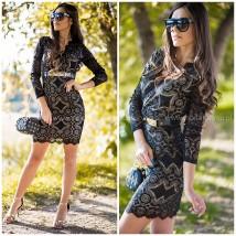 Sukienka Koronkowa PEPE