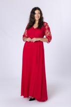 Sukienka na studniówke plus size Dragan Fashion M80660 - CN07 - 1 - 46